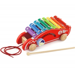 Kolorowe Cymbałki Krokodyl Viga Toys