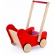 Drewniany wózek dla lalek Viga