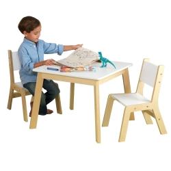 KidKraft Nowoczesny Stolik z krzesełkami