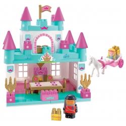 Ecoiffier Klocki Pałac Księżniczki Abrick