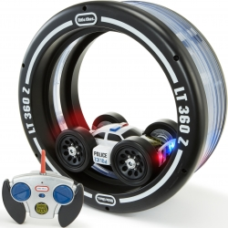 Little Tikes Samochód RC w oponie 2w1 Tire Twister Light