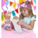 Nenuco Lalka Urodzinowa Happy Birthday z Tortem i akcesoriami