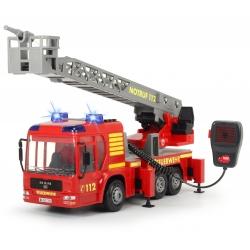 DICKIE Duża Straż Pożarna Światło Dźwięk 43 cm