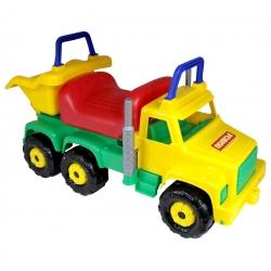 WADER QT Samochód jeździk SuperGigant