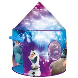 JOHN Namiot ze światłem Frozen pałac Kraina lodu