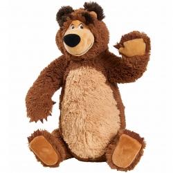 Pluszowy niedźwiedź Misza 43 cm Simba Masza i Niedźwiedź