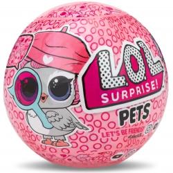 L.O.L Surprise zwierzątko niespodzianka seria 3.1