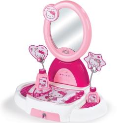 Smoby toaletka na biurko Hello Kitty Salon piękności + biżuteria dla dziewczynki
