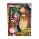 Simba Zestaw 2w1 Lalka Masza i Pluszowy Niedźwiedź Misza