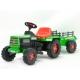 Traktor Basic Injusa 6V