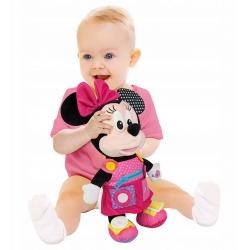 Clementoni Myszka Baby Minnie Interaktywna Maskotka Pluszak Disney