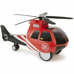 Little Tikes Helikopter Touch n Go Jeżdżący