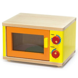 Drewniana Mikrofalówka Viga Toys
