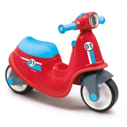 Smoby Jeździk skuter czerwony
