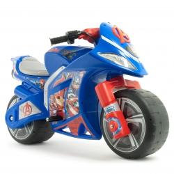 Injusa Nowoczesny motor na akumulator Avengers 6V