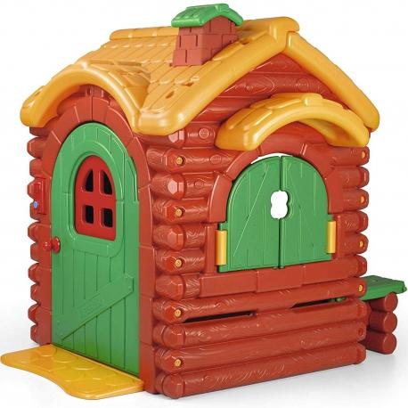 FEBER Domek ogrodowy chatka Woodland Cottage - Dźwięki