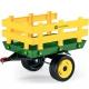 Peg Perego Przyczepa do John Deere traktor 2015