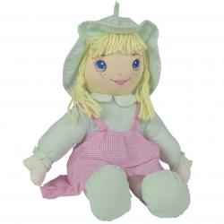 Simba Lalka Szmacianka Dolly Pistacjowa