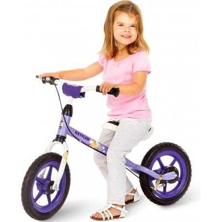 Rowerek biegowy Kettler Speedy 12,5 Runbike PABLO fioletowy