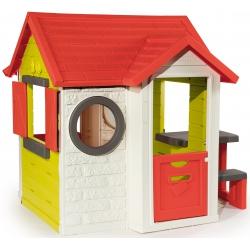 Smoby Domek My House Ze Stolikiem - Nowość
