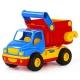 WADER Ciężarówka wywrotka Koparka spychacz gumowe koła