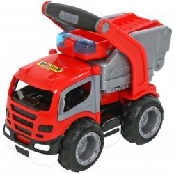 Wader QT Duża Straż Pożarna Wóz Strażacki 28 cm