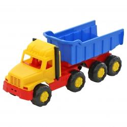 WADER Gigant Ciężarówka z przyczepą Wywrotka Truck