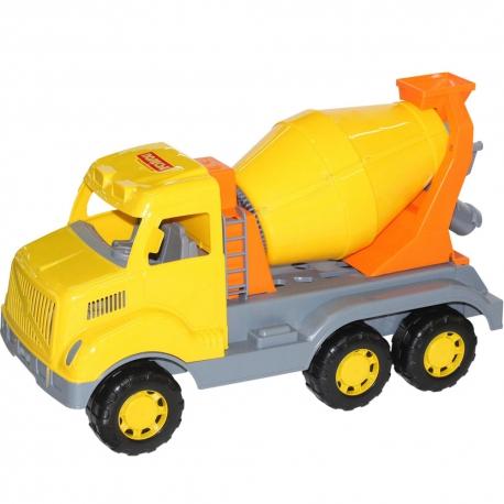 Wader QT Ogromna ciężarówka Betoniarka samochód