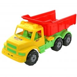 Wader QT Ogromna ciężarówka wywrotka samochód 73cm