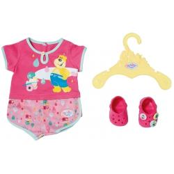 Baby Born piżamka z bucikami dla lalki