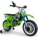 INJUSA Motor elektryczny Kawasaki Cross 6V Ciche koła