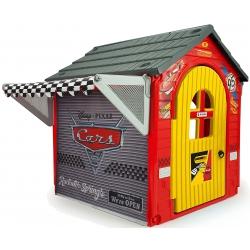 INJUSA Domek Ogrodowy Auta/Cars Garaż Warsztat