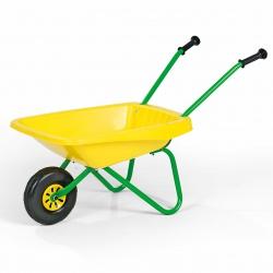 Taczka dla dzieci Żółta ogrodowa Rolly Toys