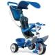 Smoby Rowerek trzykołowy Baby balade niebieski
