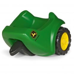 John Deere Przyczepa Wywrotka do jeździków Rolly Toys