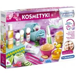 Kosmetyki Laboratorium Naukowa Zabawa Clementoni