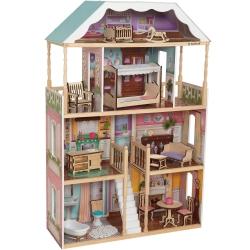 KidKraft Drewniany Domek Dla Lalek Charlotte