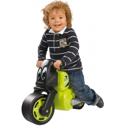 BIG Jeździk zielony motor BIG RACING BIKE