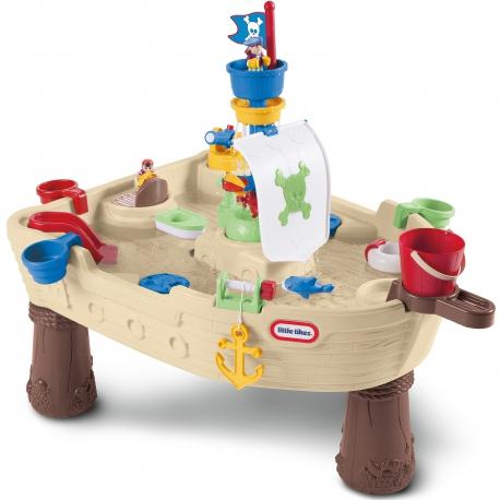 Little Tikes Stół wodny statek piracki piaskownica