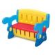 Rozkładana ławka 2w1 ze schowkiem Sit and Munch firmy Grow'n Up