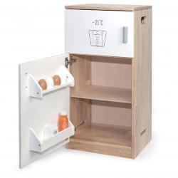 Drewniana Lodówka Zamrażarka dla dzieci AGD Viga Toys