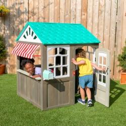Domek Ogrodowy dla Dzieci Drewniany Kidkraft Coastal Cottage