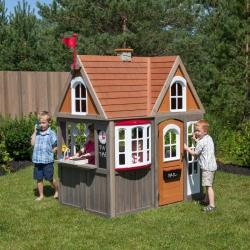 Drewniany Domek Ogrodowy KidKraft Greystone Cottage