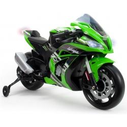 Kawasaki Motor Elektryczny Na Akumulator 12V MP3 Światło