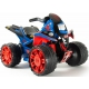 Spiderman Quad Na Akumulator 12V Injusa