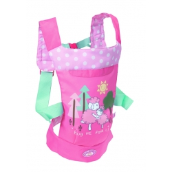 Nosidełko i wózek dla lalki Baby Born 43 cm