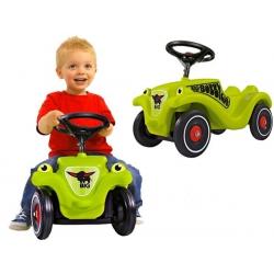 Big Jeździk Bobby Car odpychacz Racer
