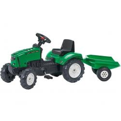 FALK Traktor na pedały + przyczepa LANDER