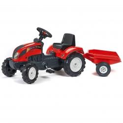 Falk Traktor RANCH z przyczepą zielony 2 - 5 lat