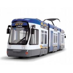 DICKIE Tramwaj City Liner 46 cm Niebieskie